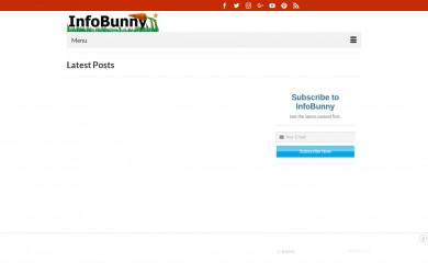infobunny.com screenshot