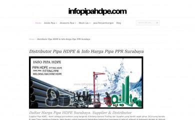 infopipahdpe.com screenshot