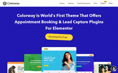 https://www.inkthemes.com/market/colorway-wp-theme/ screenshot