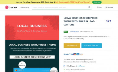 Local Business screenshot