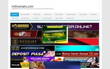 inidramaku.com screenshot