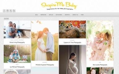 http://inspiremebaby.com screenshot