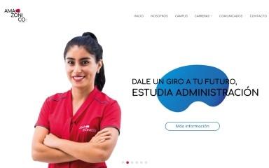 institutoamazonico.edu.pe screenshot