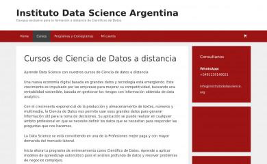 instituto.site screenshot