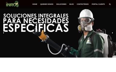 inro.com.pe screenshot