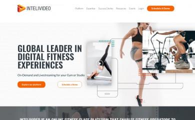 intelivideo.com screenshot