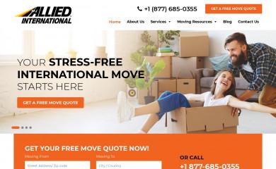 internationalmovingcompanies.com screenshot