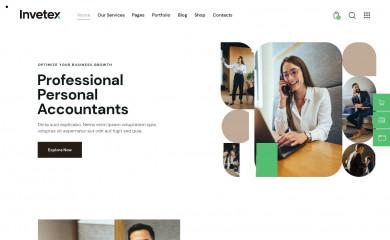 http://invetex.themerex.net/ screenshot