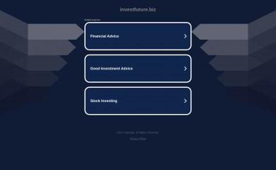 http://investfuture.biz screenshot