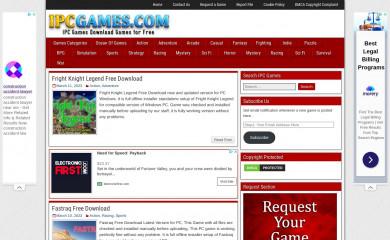ipcgames.com screenshot