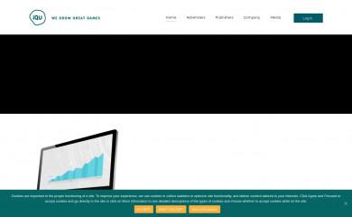 http://iqu.com screenshot