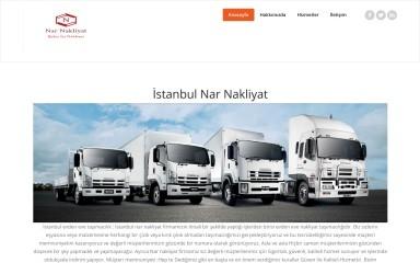 http://istanbulnarnakliyat.com screenshot
