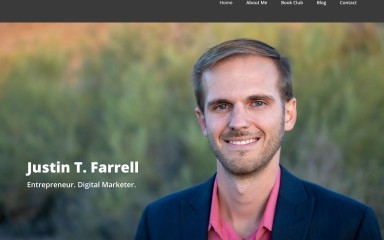 jtfarrell.com screenshot