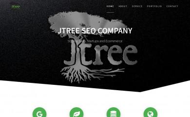 jtreeseo.com screenshot