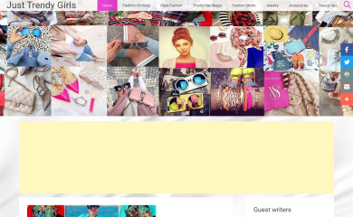 justtrendygirls.com screenshot