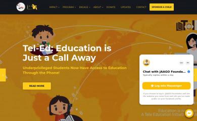 http://jaago.com.bd screenshot