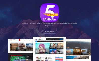 Jannah | Shared by VestaThemes.com screenshot