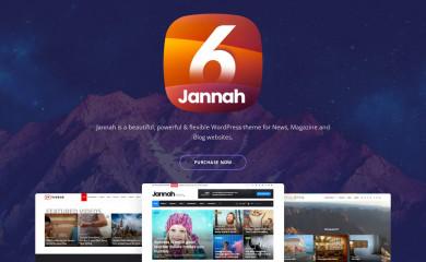 Jannah | Shared by VestaThemes com WordPress Theme - ThemeDetect com