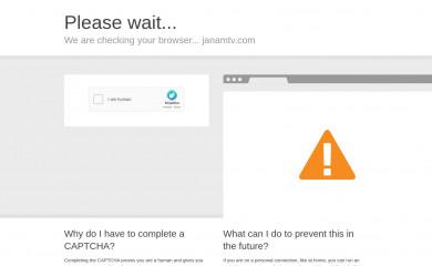 janamtv.com screenshot