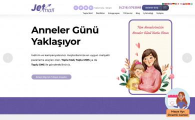 jetmail.com.tr screenshot
