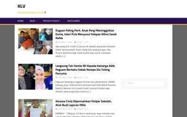 kualalumpurviral.com screenshot