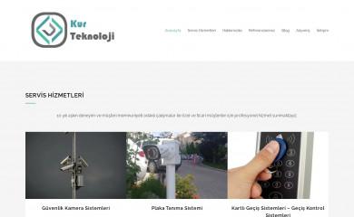 kurteknoloji.com screenshot