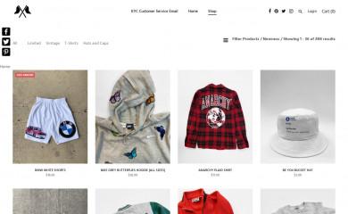 http://kycvintage.com screenshot