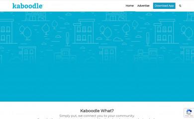 kaboodle.com screenshot
