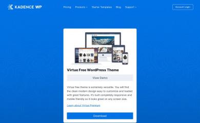 http://kadencethemes.com/product/virtue-free-theme/ screenshot