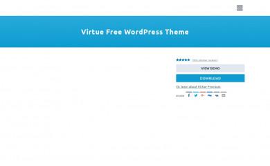 Virtue screenshot