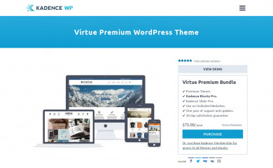 https://www.kadencewp.com/product/virtue-premium-theme/ screenshot