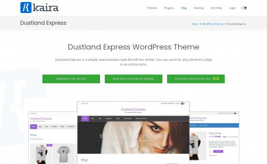 Dustland Express screenshot