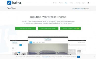 https://kairaweb.com/wordpress-theme/topshop/ screenshot