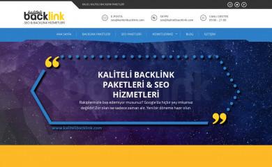 kalitelibacklink.com screenshot