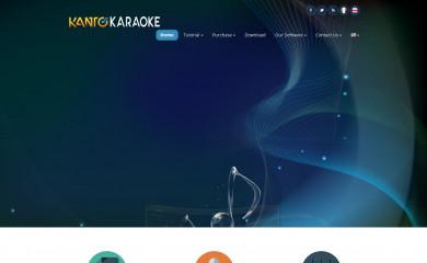 http://kantokaraoke.com screenshot