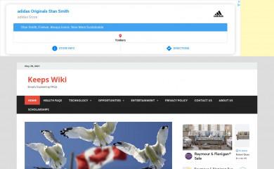 keepswiki.com screenshot