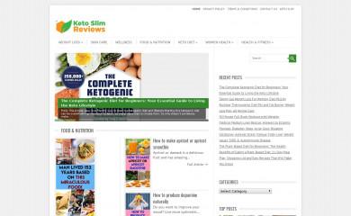 ketoslimreviews.com screenshot