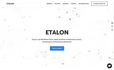 Etalon screenshot