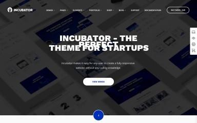 Incubator screenshot