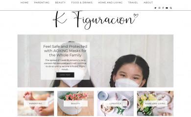 kfiguracion.com screenshot