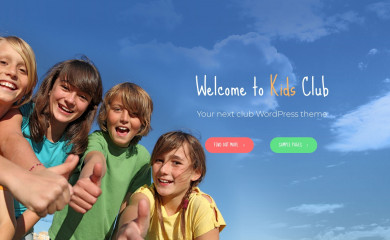Kids Club screenshot