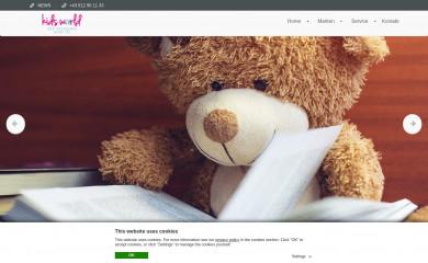 kidsworld-tyrol.at screenshot