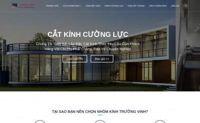 kinhcuonglucgiare.com.vn screenshot