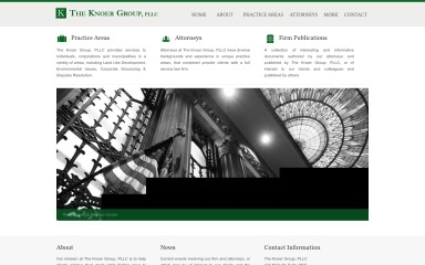 knoergroup.com screenshot