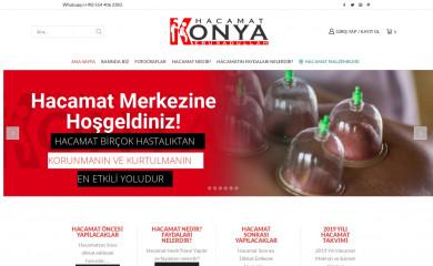 konyahacamat.com screenshot