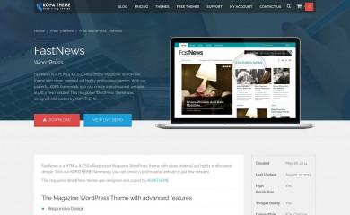 FastNews Light screenshot