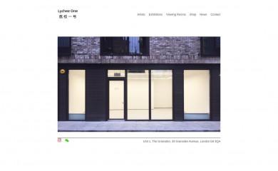 lycheeone.com screenshot