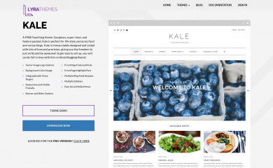 Kale Child screenshot