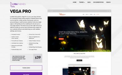 Vega Pro screenshot