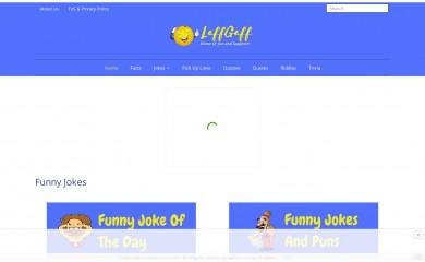 laffgaff.com screenshot